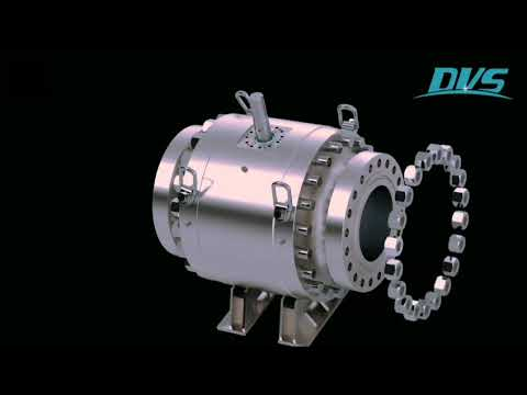 Subsea Ball Valve - Dervos Forged Steel Valve - China