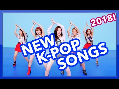 NEW K-POP SONGS   AUGUST 2018 (WEEK 1)