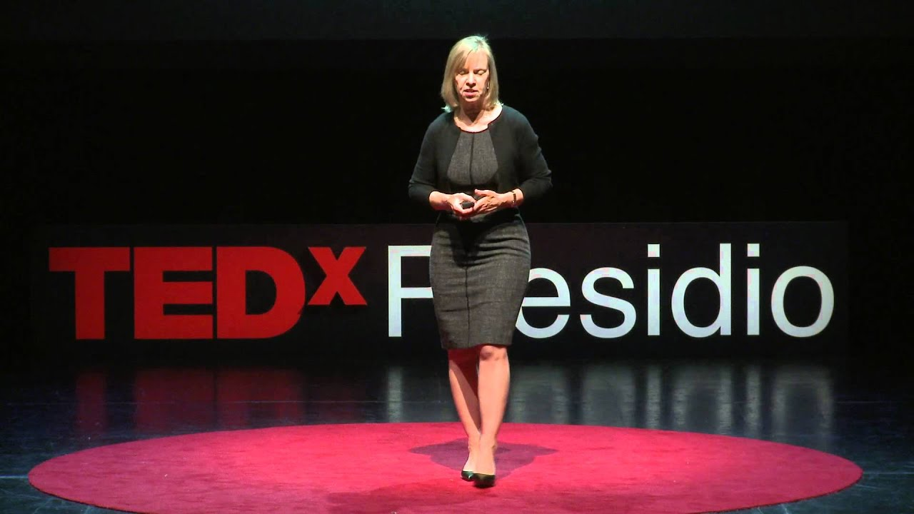 Talent In The Post Internet Age Ann Winblad At Tedxpresidio Youtube