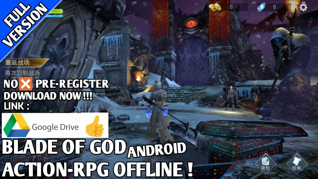 download game action rpg offline android