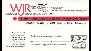 760 WJR overnight program 1986