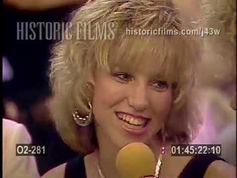 O2-281: DEBBIE GIBSON TEEN TALK INTERVIEW 1987