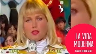 Xuxa cuenta el secuestro y asesinato de una niña en un programa infantil #LaVidaModerna