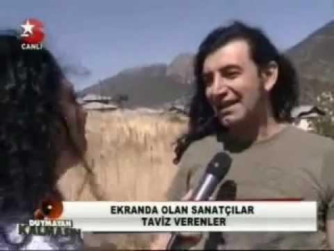 Murat Kekilli-Akçatekir'de röportaj [tamamı]
