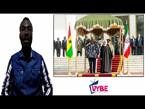 Captain Smart With Evidence Reveals The State Of GHANA Embassy  In USA