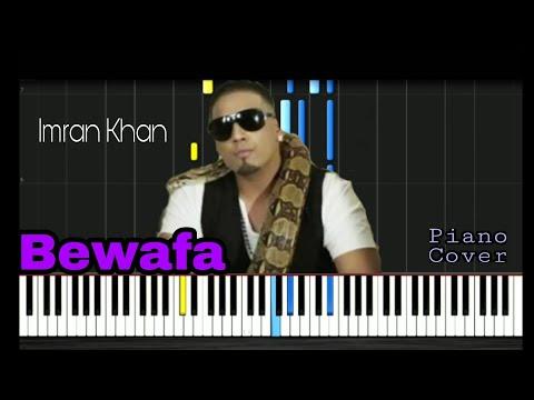 Bewafa (Imran Khan) || Piano Cover Chords Instrumental || ACP Musician