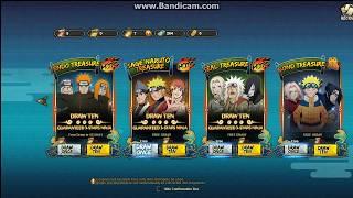 Draw Asuma NarutoOnlineBandai#1