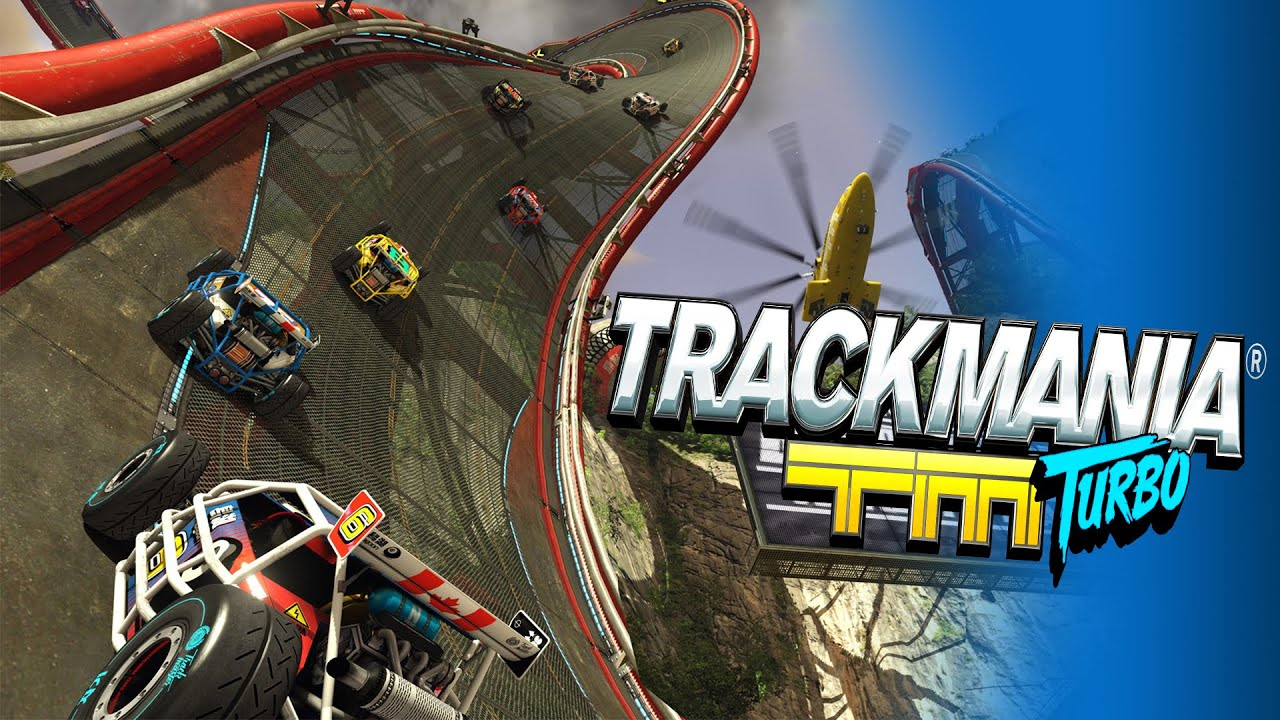 trackmania turbo 1 car racing on speed campaign. Black Bedroom Furniture Sets. Home Design Ideas