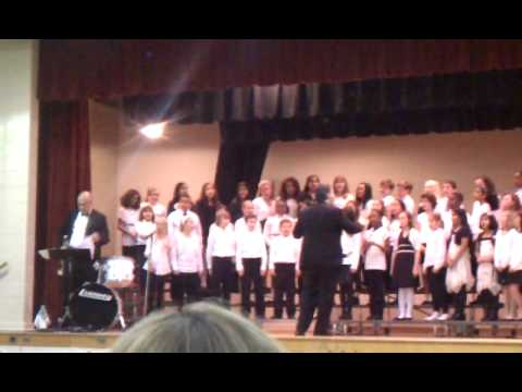 Gwyn Nor Elementary School Winter Concert