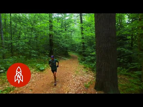 Smashing the Appalachian Trail Speed Record With an Ultra-Distance Legend