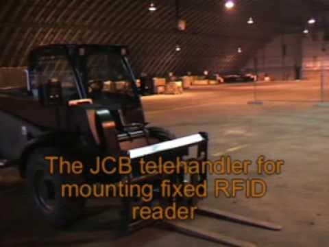 RFID Stock Control System