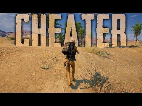 PUBG Cheater Tries