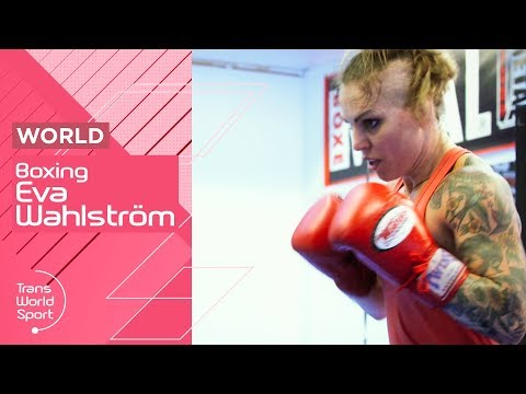 Finland's Greatest Ever Boxer Eva Wahlström | Trans World Sport