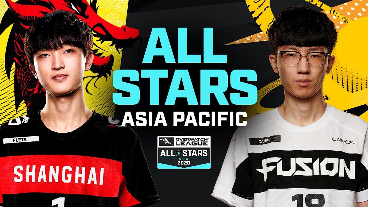Overwatch League 2020 All-Stars | APAC