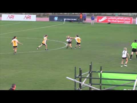 GAA World Cup Ladies Senior Final   HD 720p