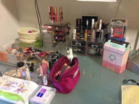 Collezione Makeup + DECLUTTERING!