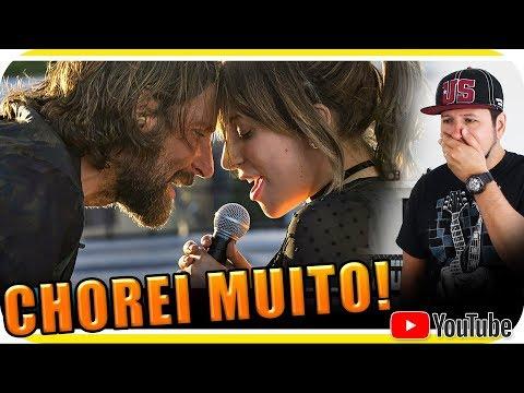 NASCE UMA ESTRELA - Lady Gaga e Bradley Cooper - Marcio Guerra