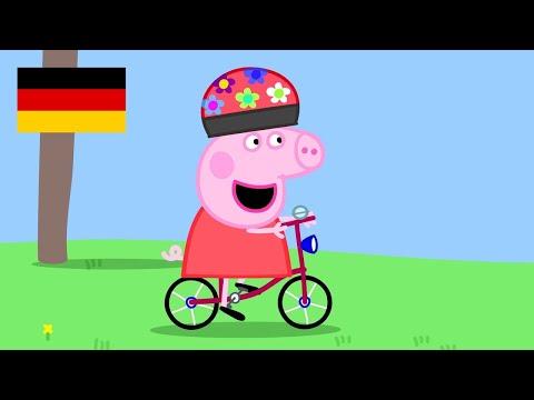 Peppa Pig Deutsch | Spiele und Spaß - Zusammenschnitt
