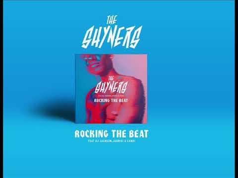 """THE SHYNERZ feat dj jackson jahriki & candi    """"rockin &39;the beat """""""