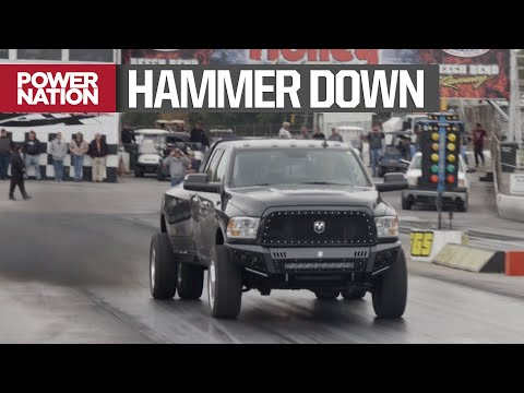 Dually Draggin' A Ram 3500 Cummins Turbo Diesel - Truck Tech S6, E2
