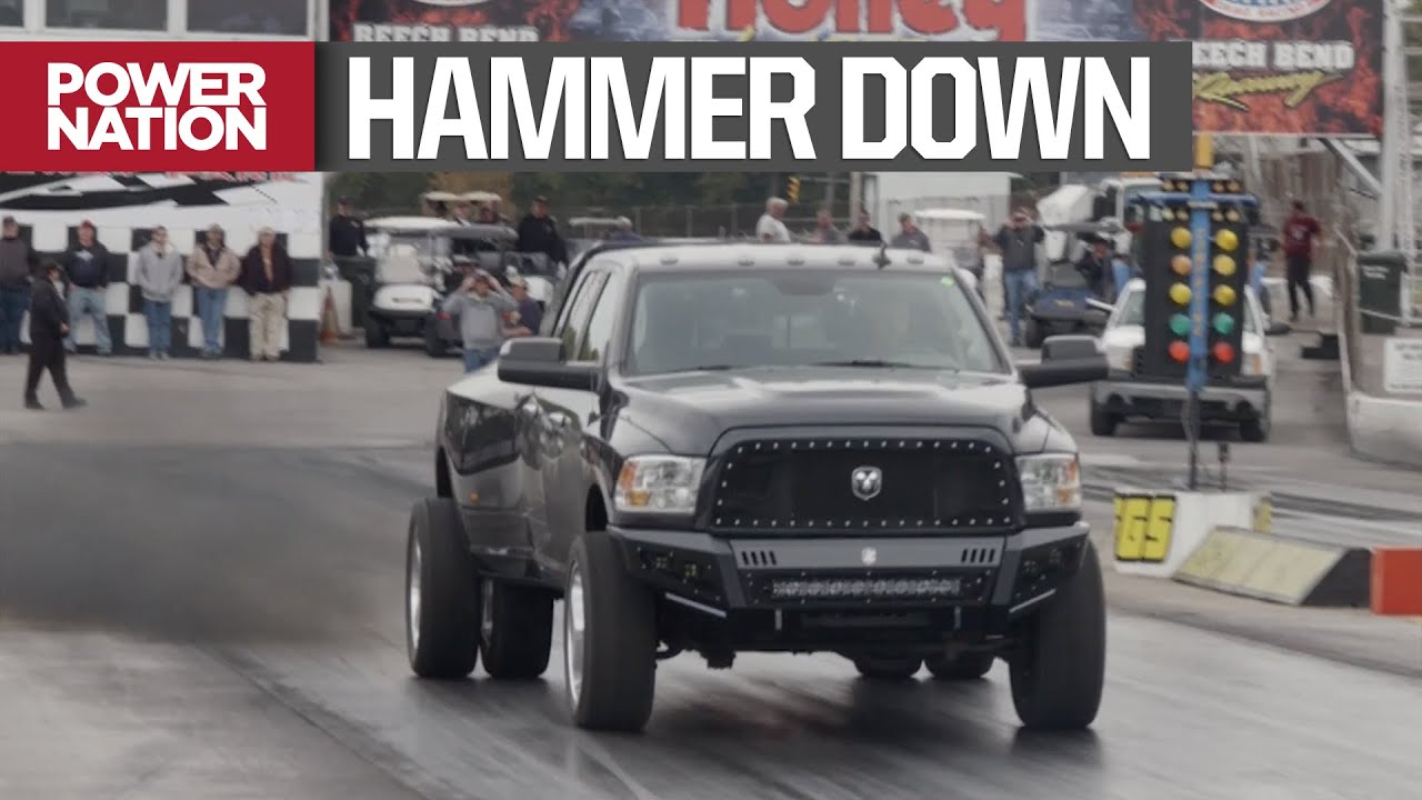 Turbo Diesel Trucks >> Dually Draggin A Ram 3500 Cummins Turbo Diesel Truck Tech S6 E2