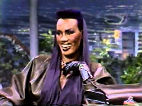 Grace Jones  The Tonight