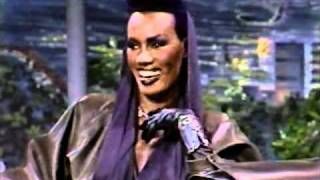Grace Jones - The Tonight Show