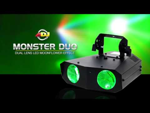 ADJ Monster Duo