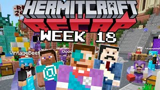 Hermitcraft Recap Season 7 - week #18