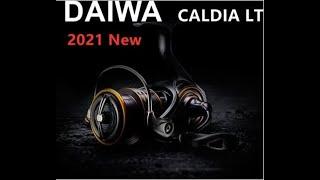 Бомбовые НОВИНКИ 2021 г Что за катушка Daiwa 21 Caldia LT Сравним покрутим поймем