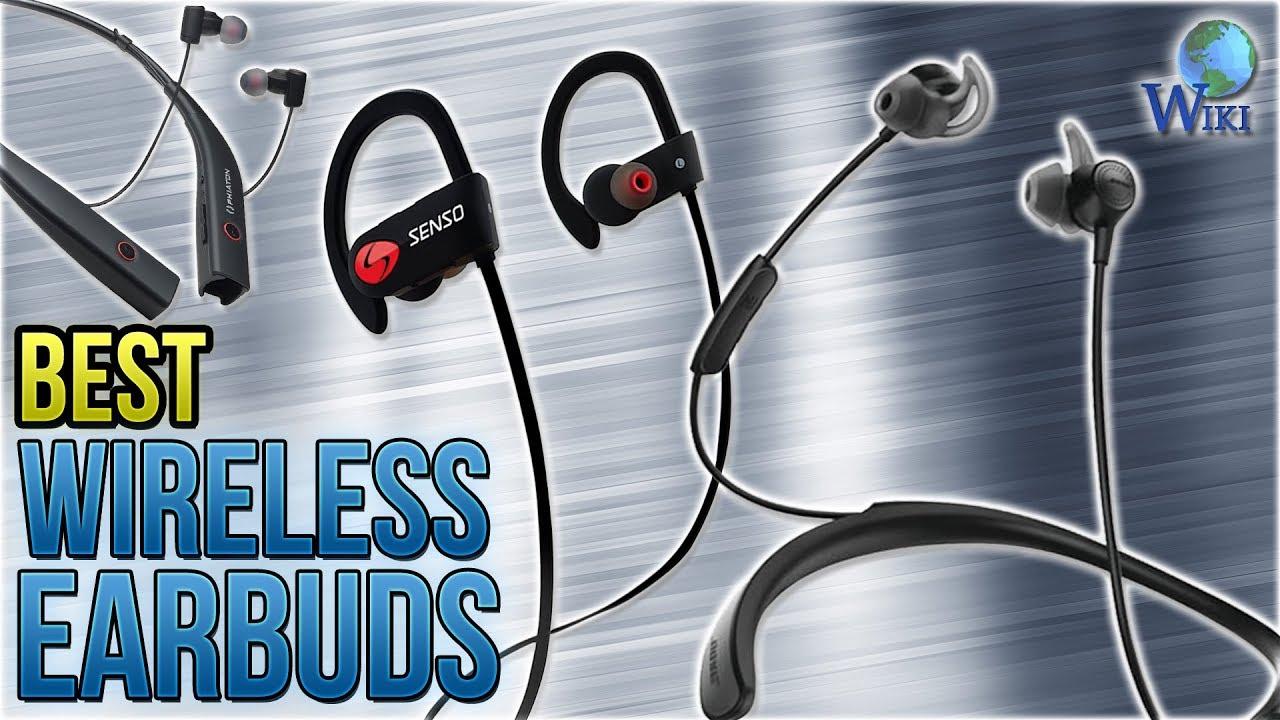 29ce7651459 10 Best Wireless Earbuds 2018 - YouTube