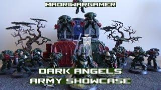 Army Showcase: Dark Angels 4400 Points!