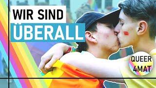 Gemeinsam weiter kämpfen I CSD Magdeburg 2020 I Queer4mat