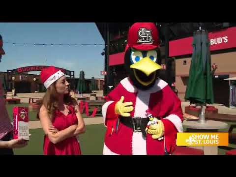 Christmas In July At Busch Stadium 2020 Day Christmas in July at Busch Stadium   YouTube