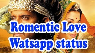 Tamil watsapp status Jodha akbar Mulumathy avalathu mugamagum hirithik roshan and iswarya rai