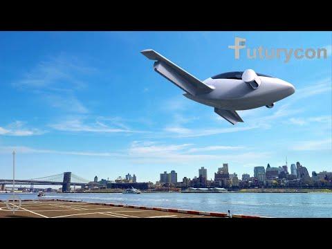 Пятиместное аэро-такси Lilium Jet совершило первый полёт