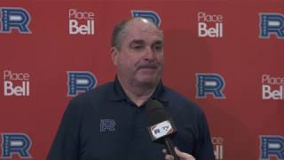 Bilan de fin de saison / End of season media day -  Larry Carrière