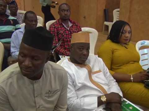 Nigerian Society Of Engineers Seminar On Revamping The Manufacturing Sector