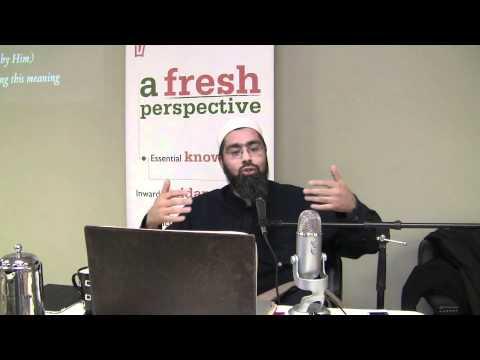 Allah's Names Explained: Al-Qahar & Al-Wahhab - Shaykh Faraz Rabbani