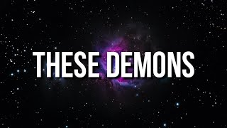 Eminem - These Demons (Lyrics) Ft. MAJ