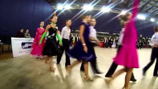 Спортивные бальные танцы Кубок Аматора (Парад) Киев