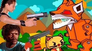 ИГРА как мультик - Ударный отряд котят - Strike force kitty - Для Детей - часть #1-1
