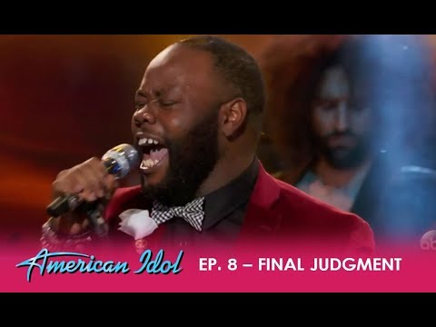 Thaddeus Johnson: Tries To Pass The Round Where He Was Previously REJECTED | American Idol 2018