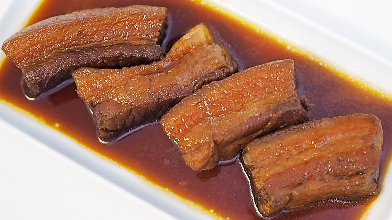 Pork belly recipes easy