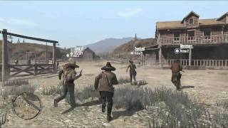 Red Dead Redemption - Multiplayer Trailer