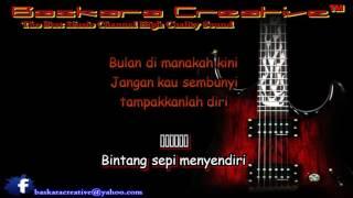 Video Bulan Bintang Rhoma Irama karaoke No Vokal download MP3, 3GP, MP4, WEBM, AVI, FLV November 2017