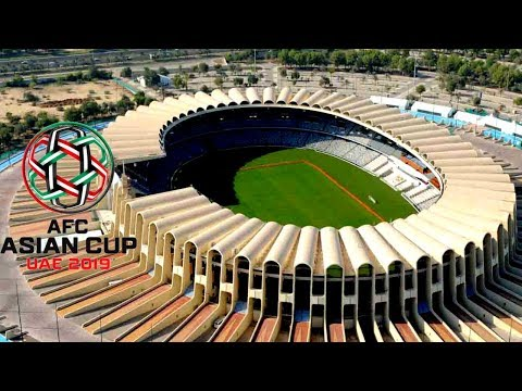 AFC Asian Cup UAE 2019 Stadiums