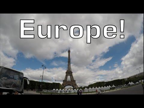 PARKOUR | European Journey/California Parkour