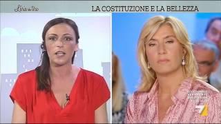 Borgonzoni, candidata sindaco a Bologna (Lega): 'Opere d'arte abbandonate, è un crimine'