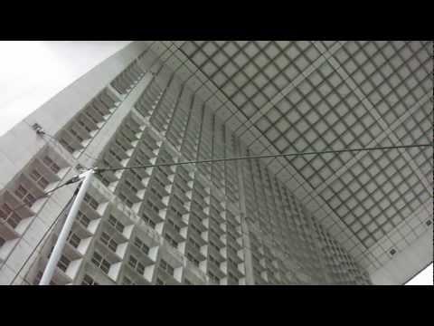 La Grande Arche de La Défense, Parigi